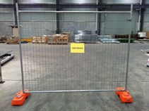 Temporary Fencing - Stewart Trading - Adelaide