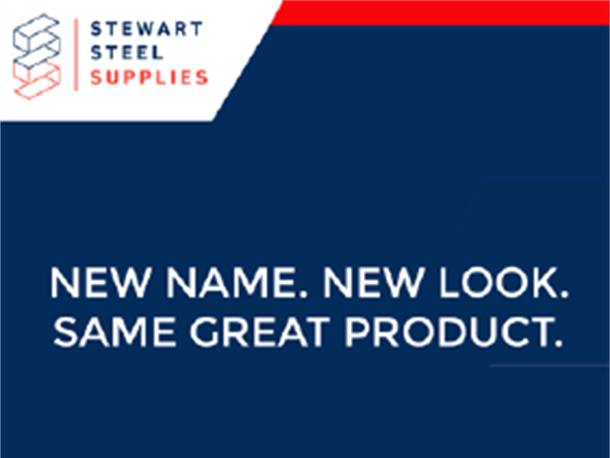 Stewart Trading, Stewart Steel Supplies Name Change