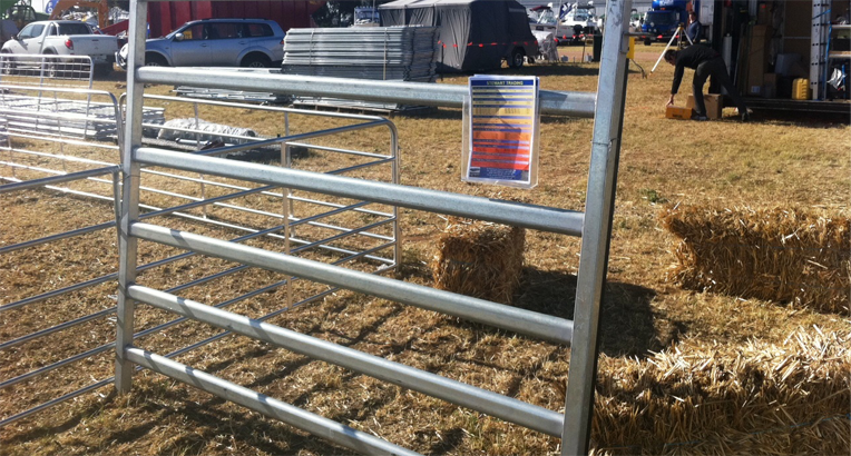 Stewart Trading, Stewart Steel Supplied, Lonsdale, Portable Cattle Panels
