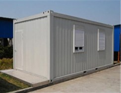 Portable office, accommodation, ensuite, Stewart Trading