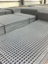 Galvanised wire mesh sheets - Stewart Trading